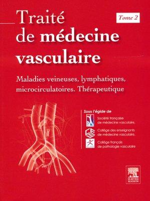 Traite de médecine vasculaire - elsevier / masson - 9782294758836 -