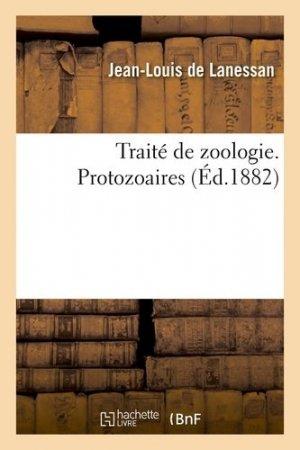 Traité de zoologie - hachette/bnf - 9782329252544 -