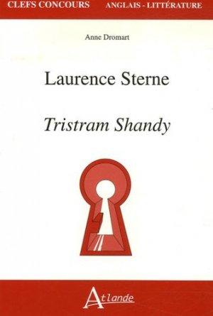 Tristram Shandy de Laurence Sterne - Atlande - 9782350300252 -