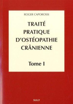 Traité pratique d'ostéopathie crânienne - sully - 9782354322281 -