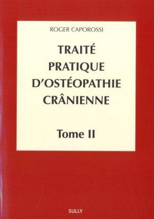 Traité pratique d'ostéopathie crânienne - sully - 9782354322298 -