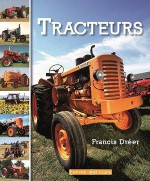 Tracteurs - terres editions - 9782355302909 -