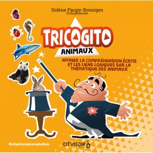 Tricogito animaux - cit'inspir - 9782357420090 -