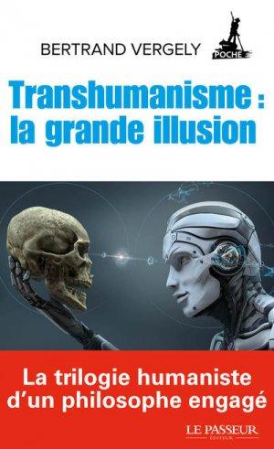 Transhumanisme - le passeur - 9782368904824 -