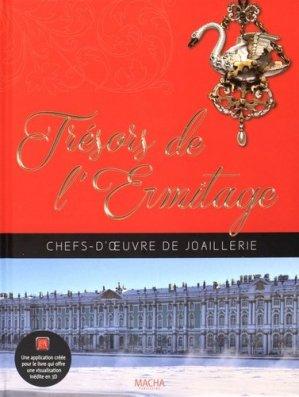Trésors de l'Ermitage - macha publishing - 9782374370002 -