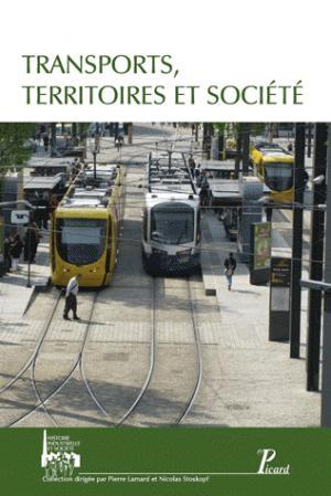Transports, territoire et société - picard - 9782708409170 -