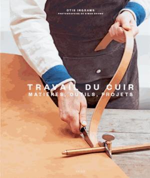 Travail du cuir - vigot - 9782711425037 -