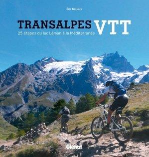 Transalpes VTT - glenat - 9782723494489