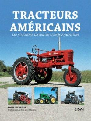 Tracteurs américains - etai - editions techniques pour l'automobile et l'industrie - 9782726896211 -