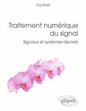 Traitement numérique du signal - ellipses - 9782729881757 -