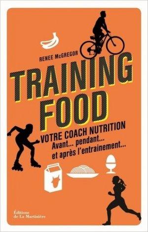 Training food - de la martiniere - 9782732476438