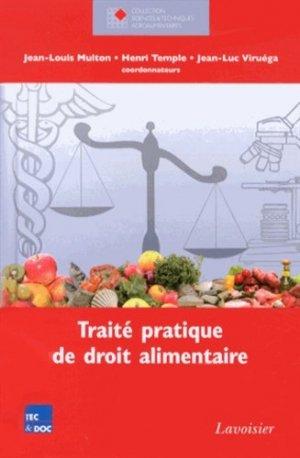 Traité pratique de droit alimentaire - lavoisier / tec et doc - 9782743014575 -