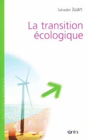 Transition écologique - eres - 9782749213927 -