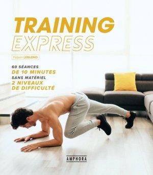 Training express - Amphora - 9782757604663 -