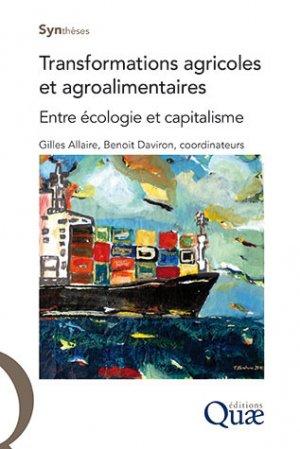 Transformations agricoles et agroalimentaires - quae - 9782759226146 -