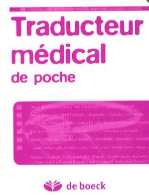 Traducteur médical de poche - de boeck superieur - 9782804157197
