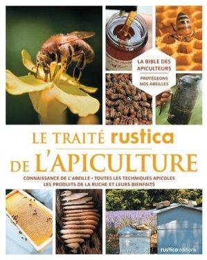 Traité Rustica de l'apiculture - rustica - 9782815301572 -