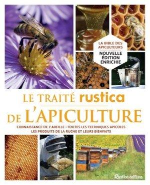 Traité Rustica de l'apiculture - rustica - 9782815306652 -