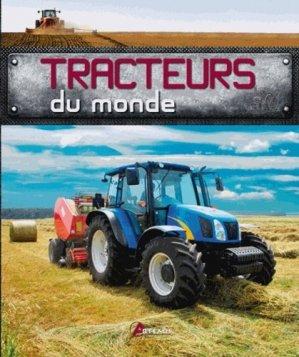 Tracteurs du monde - artemis - 9782816002799 -
