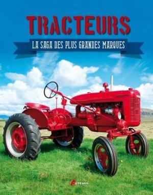 Tracteurs - artemis - 9782816006575 -