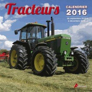 Tracteurs - Artémis - 9782816007893 -