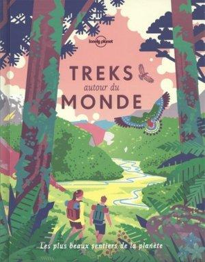 Treks autour du monde - Lonely Planet - 9782816183351 -