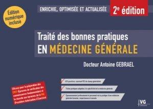 Traité des bonnes pratiques en médecine générale - vernazobres grego - 9782818318003 -