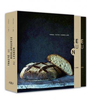Traité de boulangerie au levain - lec - 9782841239924 -
