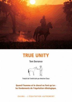 True Unity - zulma - 9782843045875 -