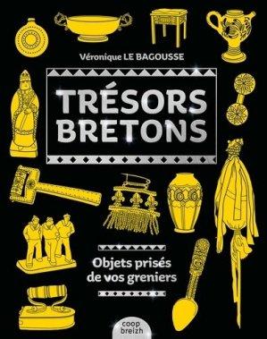 Trésors bretons - Coop Breizh - 9782843468827 -