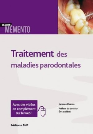 Traitement des maladies parodontales - cdp - 9782843613951 -