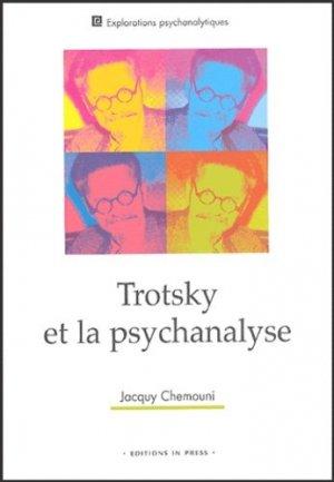 Trotsky et la psychanalyse - in press - 9782848350417 -