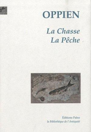 Traités de la Chasse et de la Pêche - Editions Paléo - 9782849093948 -