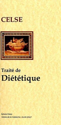Traité de diététique - paleo - 9782849097137 -
