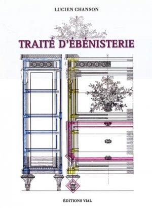 Traité d'ébénisterie - vial - 9782851010063 -