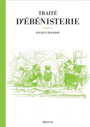 Traité d'ébénisterie - vial - 9782851012425 -