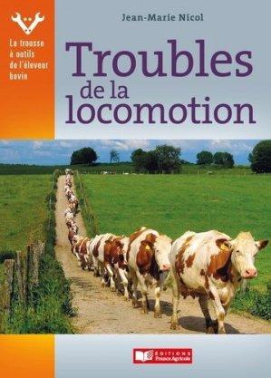 Troubles de la locomotion - france agricole - 9782855575766 -
