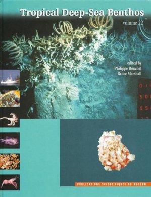 Tropical Deep-Sea Benthos Volume 22 - museum national d'histoire naturelle - 9782856535271 -