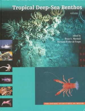 Tropical Deep-Sea Benthos Volume 23 - museum national d'histoire naturelle - 9782856535578 -