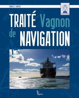 Traité Vagnon de navigation - vagnon - 9782857259398 -