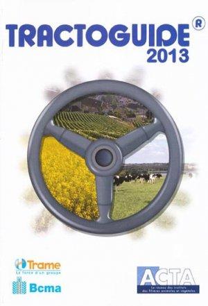 Tractoguide 2013 - acta - 9782857942788 -