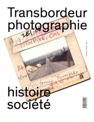 Transbordeur N° 3/2019 : Câble, copie, code. Photographie et technologies de l'information - Editions Macula - 9782865891153 -