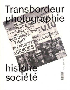 Transbordeur N° 4 : Photographie ouvrière - Editions Macula - 9782865891214 -