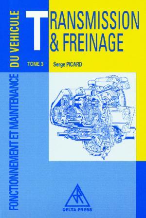 Transmission et freinage - delta press - 9782869440340 -