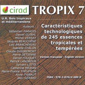 TROPIX 7.0 - cirad - 9782876146808 -