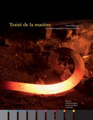 Traité de la matière  - presses polytechniques et universitaires romandes - 9782889150427 -