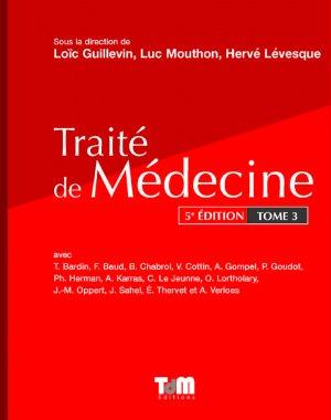 Traité de médecine - Tome 3 - tdm editions - 9782901094036 -