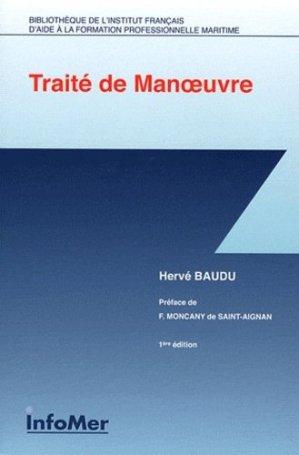 Traité de manoeuvre - InfoMer - 9782913596450 -
