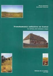 Transhumance collective en Cantal - cardere - 9782914053020