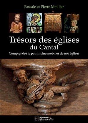 Trésors des églises du Cantal - de la flandonniere - 9782918098386 -